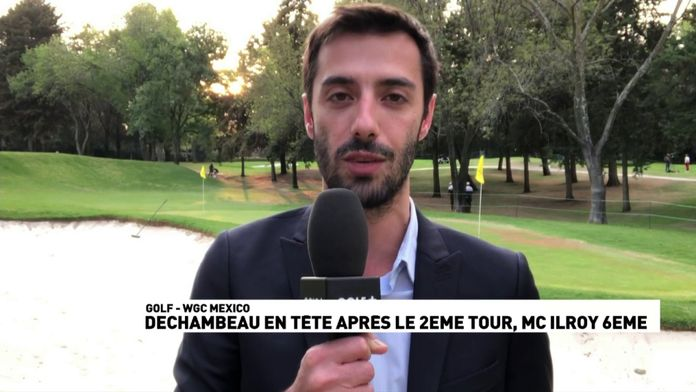 DeChambeau en tête, les Français en demi-teinte : Golf - WGC Mexico / 2ème tour.