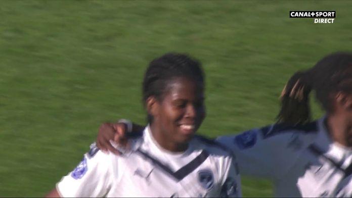 Khadija Shaw double la mise pour Bordeaux : Soyaux / Bordeaux, 16ème journée