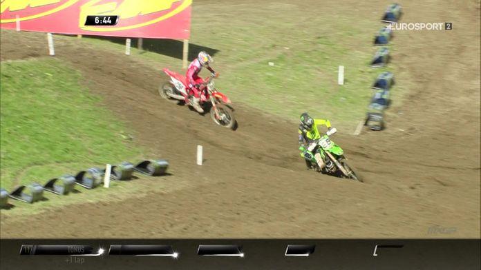 MX2. 1ère course