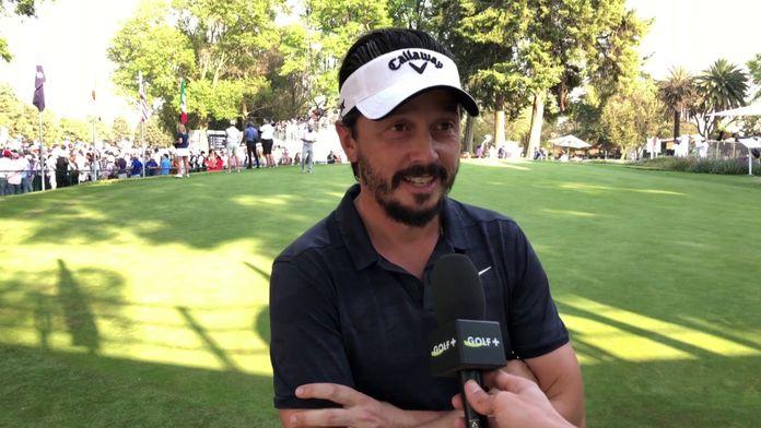 Les impressions de Mike Lorenzo-Vera après le 3ème tour : WGC - Mexico Championship