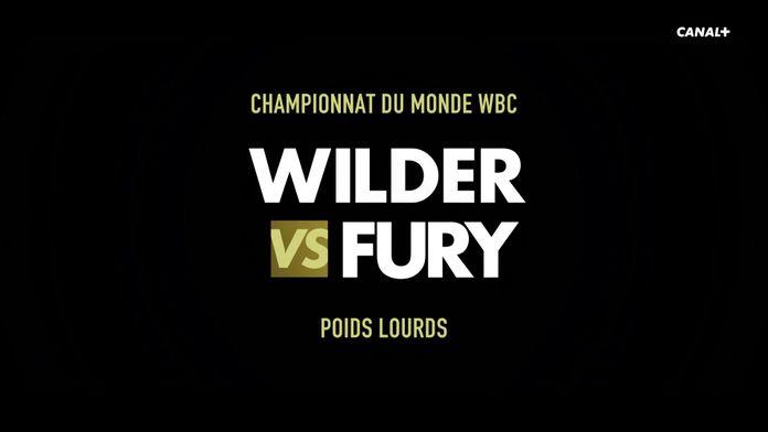 Teaser Wilder vs Fury II
