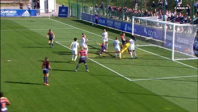 D1 Arkema - Lyon mène déjà face à Montpellier : D1 Arkema