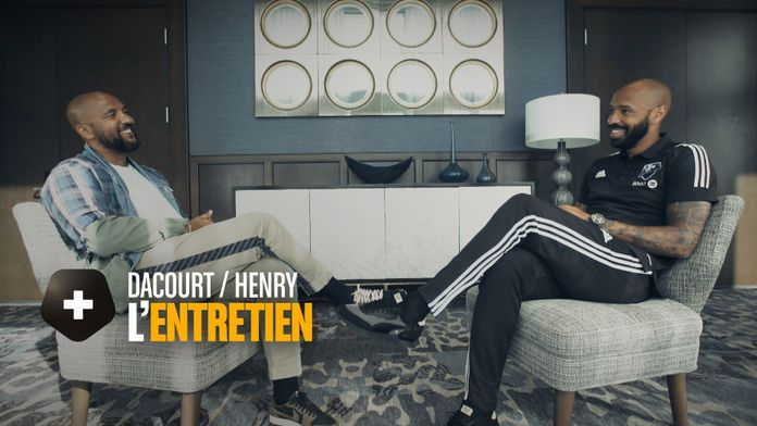 L'interview de Thierry Henry par Olivier Dacourt : Canal Football Club