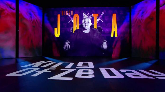Diogo Jota est notre King Of Ze Day ! : King Of Ze Day
