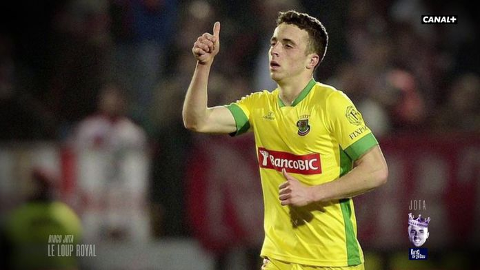 Diogo Jota : le loup royal : King Of Ze Day