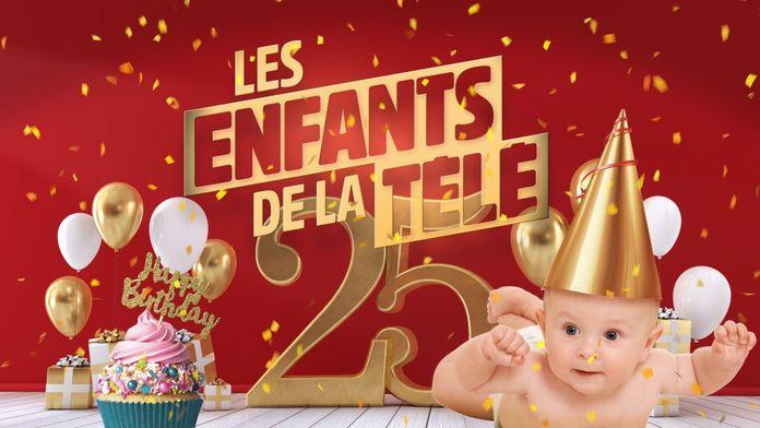 Les enfants de la télé fêtent leurs 25 ans