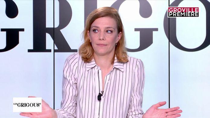 Les Grigous avec Céline Sallette - Groland