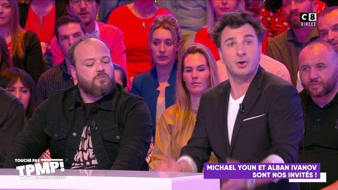 """Le coup de gueule de Michaël Youn contre les médias : """"Ils font du putaclic !"""""""