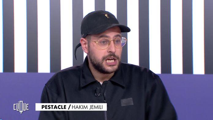 Hakim Jemili a un message pour Anne Hidalgo