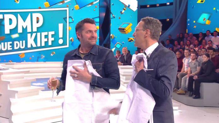 Le best of d'Arnaud Ducret sur le plateau de Cyril Hanouna