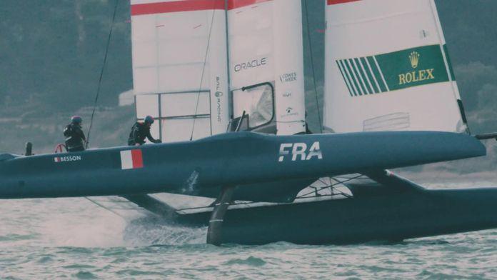 Sail GP 2020 deuxième saison : France SailGP Team