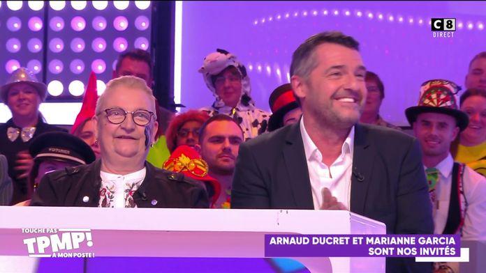Le Vrai/Faux sur Arnaud Ducret et Marianne Garcia