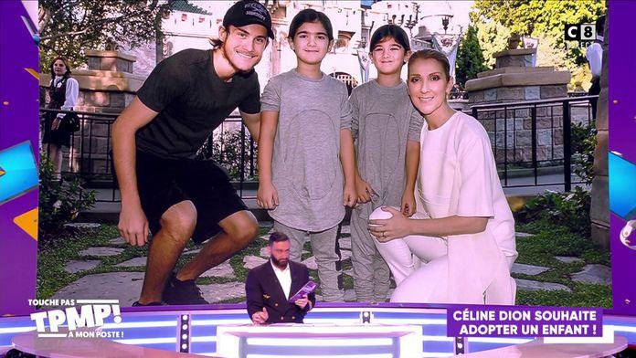 Céline Dion voudrait un quatrième enfant et songe à l'adoption !
