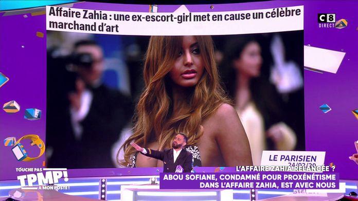 Affaire Zahia : Les nouvelles révélations