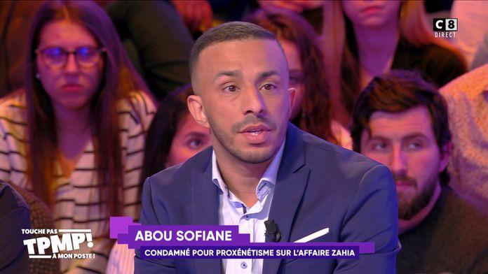Abou Sofiane, accusé de proxénétisme dans l'affaire Zahia clame son innocence