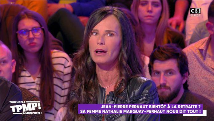 Nathalie Marquay-Pernaut évoque la santé de Jean-Pierre Pernaut et son avenir sur TF1