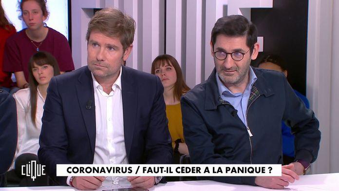 Gérald Kierzek et Tristan Mendès France