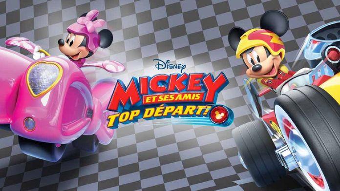 Mickey et ses amis - Top - S1 - Ép 20
