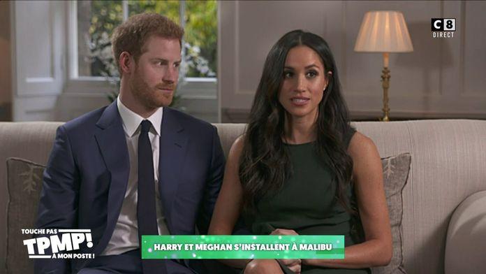 Meghan et Harry quittent le Canada et s'installent à Malibu en Californie
