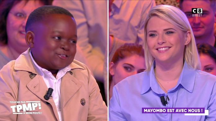 Mayombo, star des réseaux sociaux avoue avoir un crush pour Kelly Vedovelli !