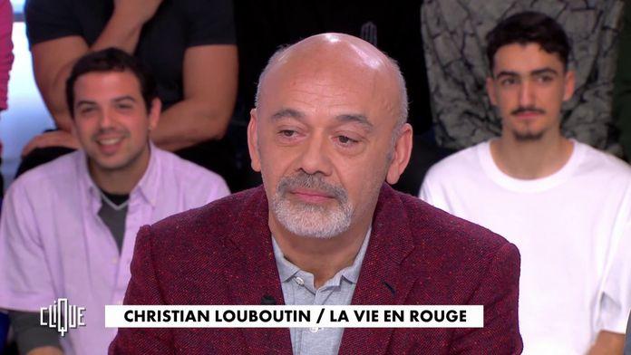 Christian Louboutin : la vie en rouge