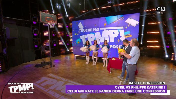 """Le """"Basket Confession"""" avec Philippe Katerine !"""