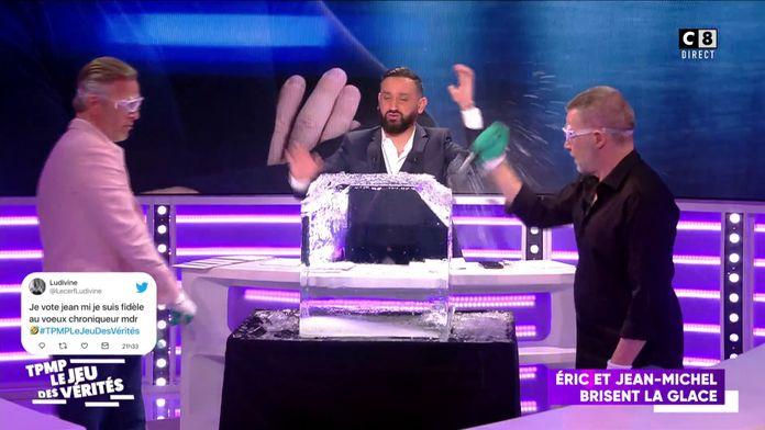 Eric Naulleau et Jean-Michel Maire brisent la glace et se disent leurs 4 vérités !