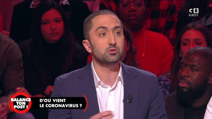 Jimmy Mohamed assure que le coronavirus ne se transmet pas par le biais des colis
