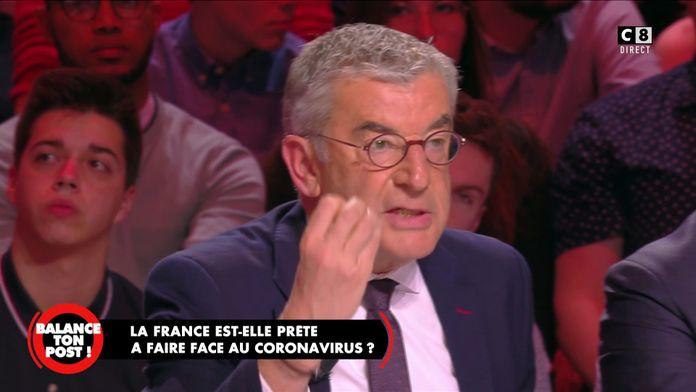Jean-François Eliaou explique comment sont comptabilisés les 38 cas de coronavirus annoncés