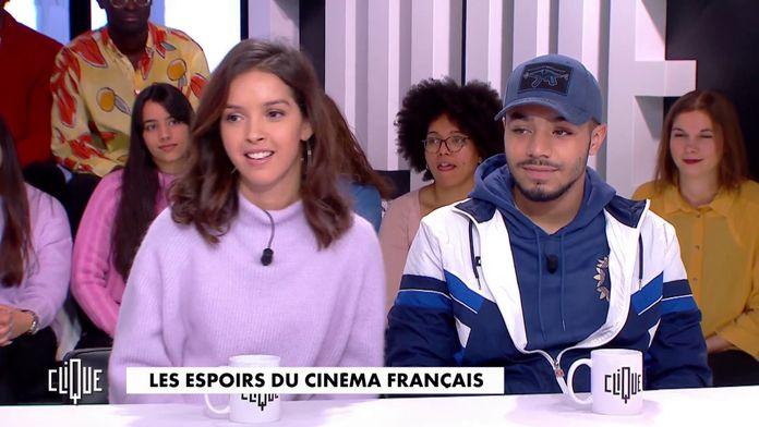 Lyna Khoudri et Liam Pierron : les espoirs du cinéma Français