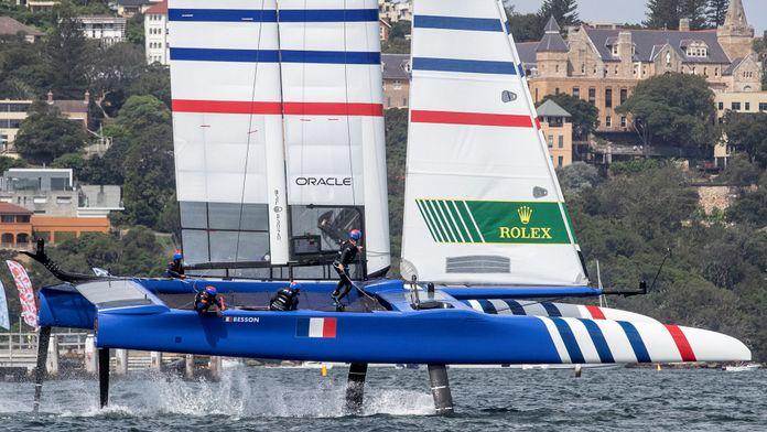 Voile - Sail GP 2020
