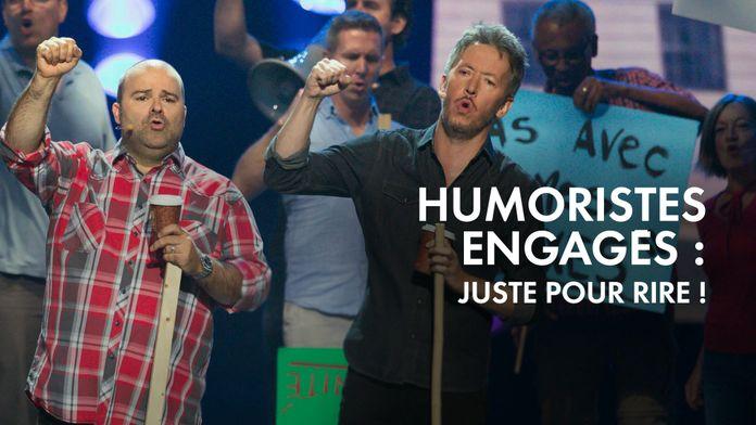 Humoristes engagés : juste pour rire !