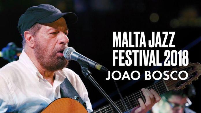 Malta Jazz Festival João Bosco