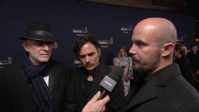 Jérémy Clapin honoré d'être sur le tapis rouge pour présenter son film - César 2020