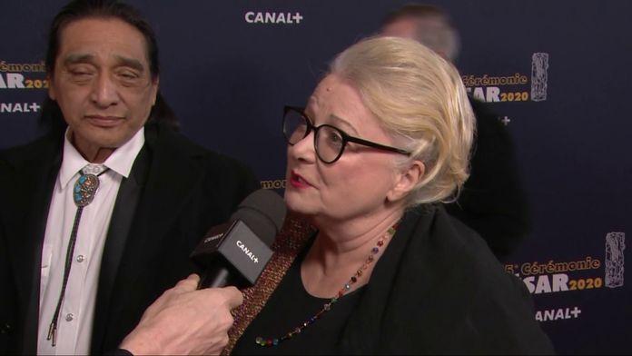 """Josiane Balasko : """"Grâce à Dieu est un film important qui a marqué"""" - César 2020"""