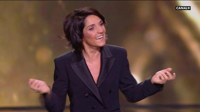 Florence Foresti a reçu beaucoup de messages de soutien cette année...- César 2020