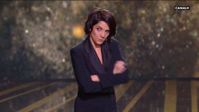 """Florence Foresti : """"Il y a 12 moments où on va avoir un souci !"""" - César 2020"""