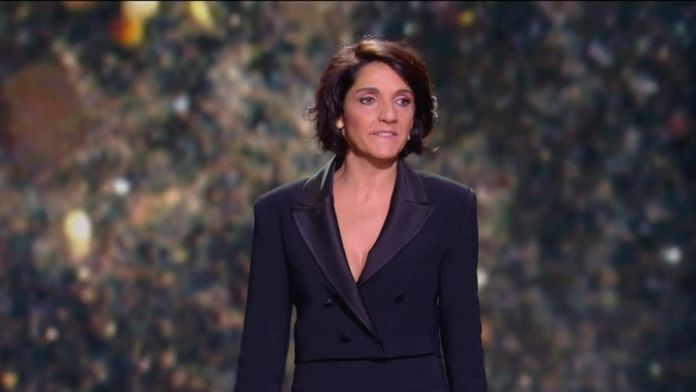 """Florence Foresti : """"Qui mieux que moi pour remettre le César du Meilleur 1er Film ?"""" - César 2020"""