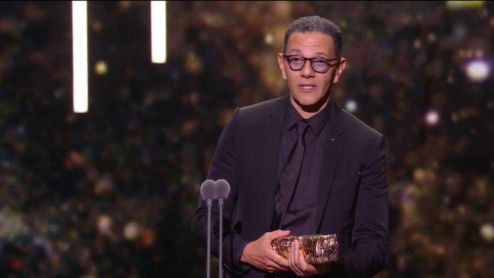 Roschdy Zem reçoit le César du Meilleur Acteur - César 2020