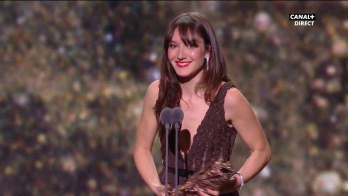 Anaïs Demoustier - Meilleure actrice - César 2020