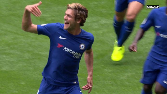 Le top 3 de Marcos Alonso : King Of Ze Day