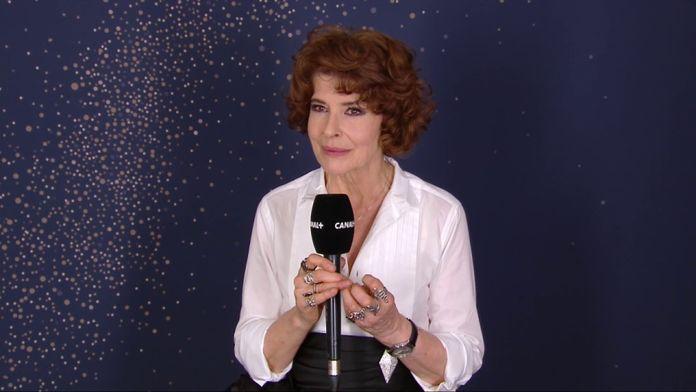 """""""Il ne faut pas chercher à plaire"""".  Fanny Ardant - César 2020 - La Belle Époque"""
