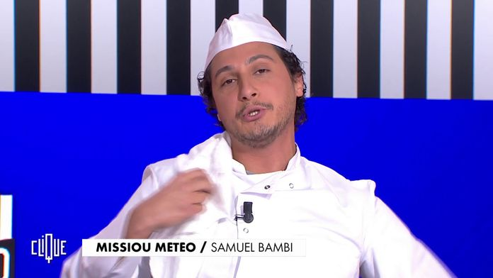 Samuel Bambi a fait la cuisine au César