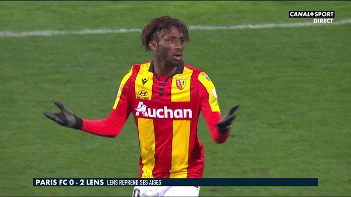 Paris FC / Lens : les explications de Tony Chapron sur le but annulé : Late Football Club