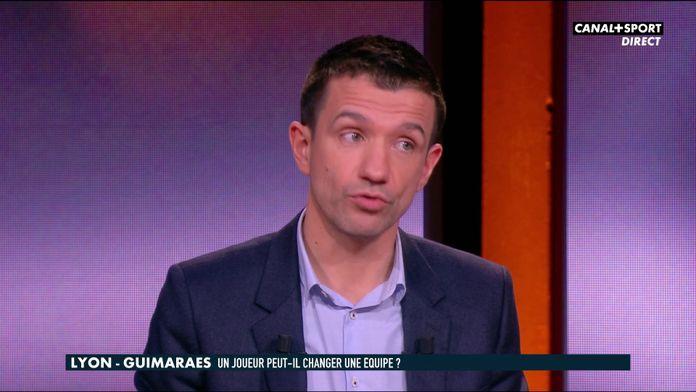 Guimaraes : un joueur peut-il changer une équipe ? : Late Football Club