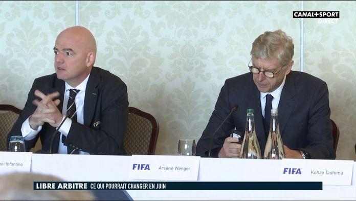 Ce qui pourrait changer en terme d'arbitrage en juin : Late Football Club