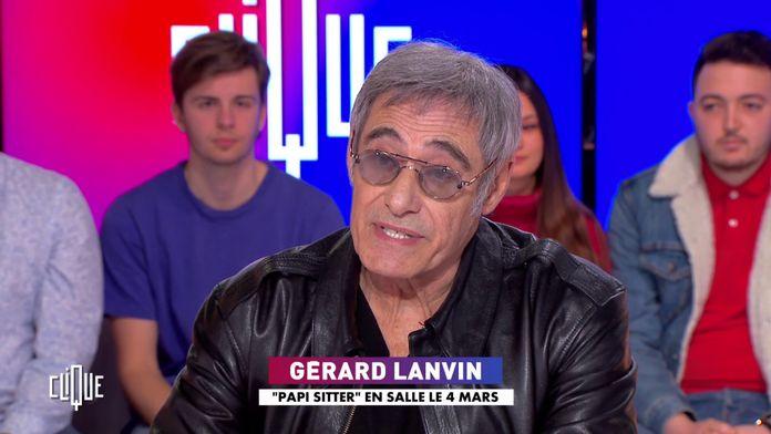 Gérard Lanvin : Papi Sitter