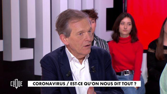 Frédéric Saldmann : est-ce qu'on nous dit tout sur le Coronavirus ?