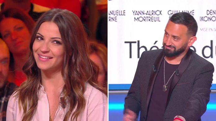 Denitsa Ikonomova et Maxime Dereymez font le show sur le plateau de Cyril Hanouna