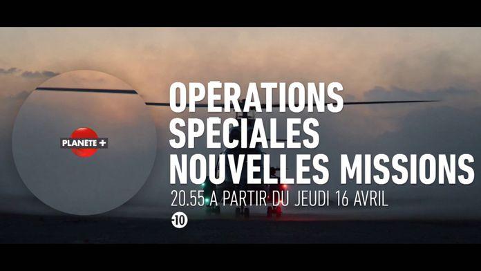 Opération spéciales, nouvelles missions